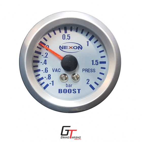 2 Single Boost Gauge R249