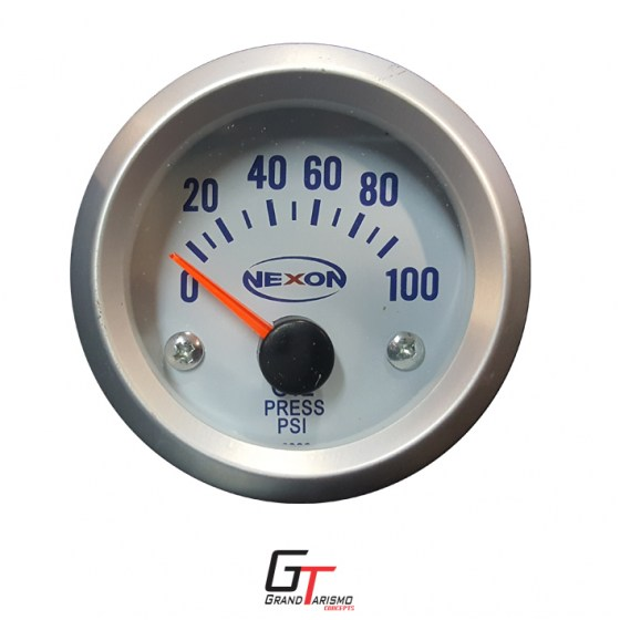 2 Single Oil Pressure Gauge R299