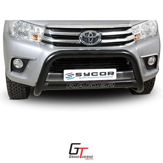 BS-80051 Hilux New BLK  Nudge