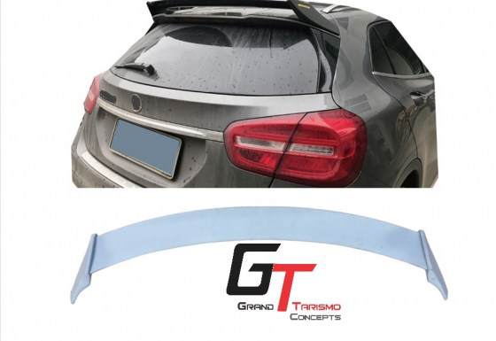 CLS-BE005 MB GLA Plastic Roof Spoiler.pd