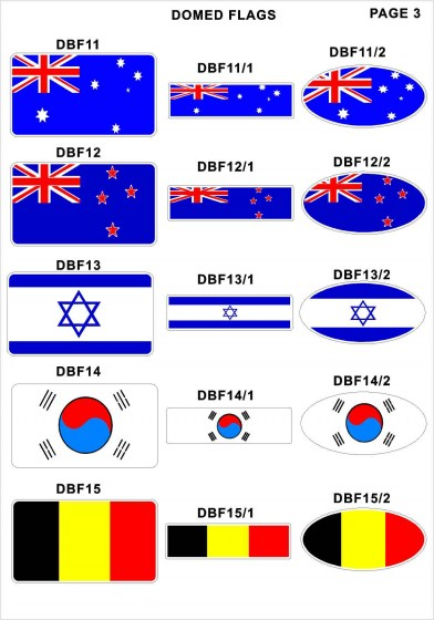 Domed Flags4