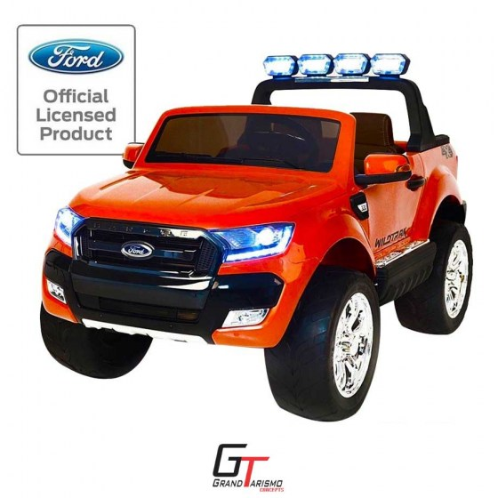 Kiddies T7 Wildtrak Orange Ride On R5999