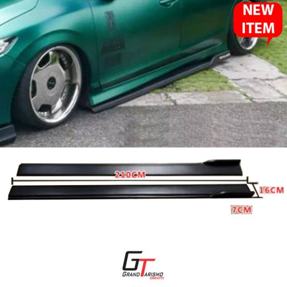 Side skirts1