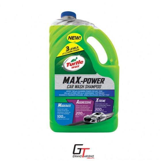 Turtle Wax MAX Power Car Wash Shampoo 2