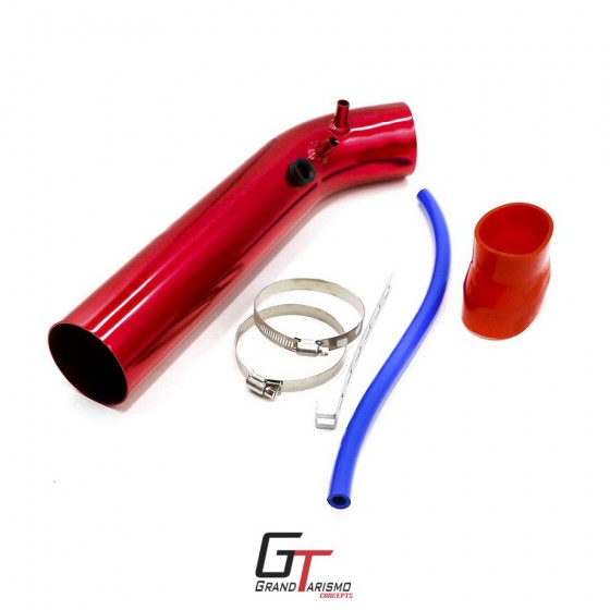 Universal Intake Pipe Long Red R299