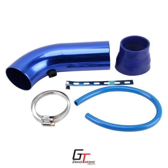 Universal Intake Pipe Short Blue R249
