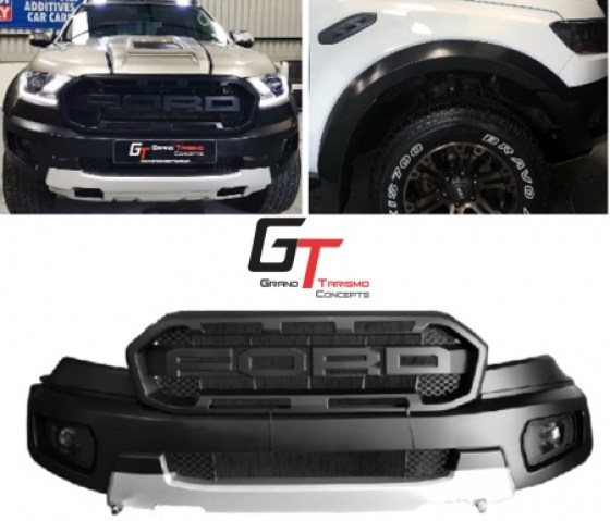 RAPTOR STYLE BUMPER KIT ARCHES